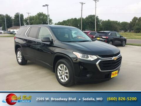 2018 Chevrolet Traverse for sale at RICK BALL FORD in Sedalia MO
