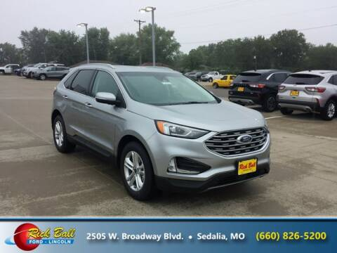 2020 Ford Edge for sale at RICK BALL FORD in Sedalia MO