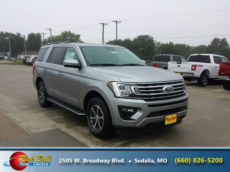 2020 Ford Expedition for sale at RICK BALL FORD in Sedalia MO