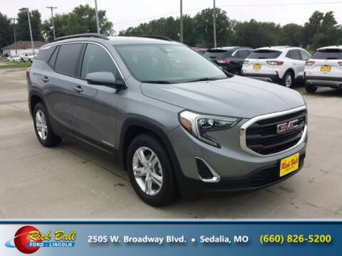 2019 GMC Terrain for sale at RICK BALL FORD in Sedalia MO