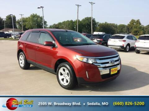 2014 Ford Edge for sale at RICK BALL FORD in Sedalia MO