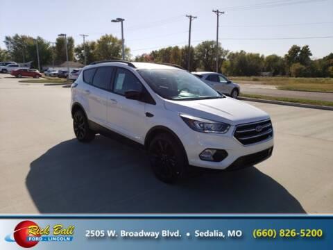 2017 Ford Escape for sale at RICK BALL FORD in Sedalia MO