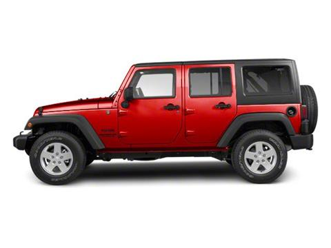 2012 Jeep Wrangler Unlimited for sale in Escanaba, MI