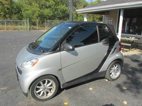 2009 Smart fortwo for sale at Best Buy Auto Sales in South Beloit IL