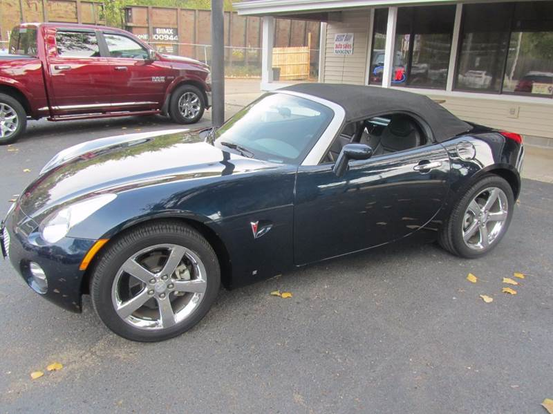 2007 Pontiac Solstice for sale at Best Buy Auto Sales of Northern IL in South Beloit IL