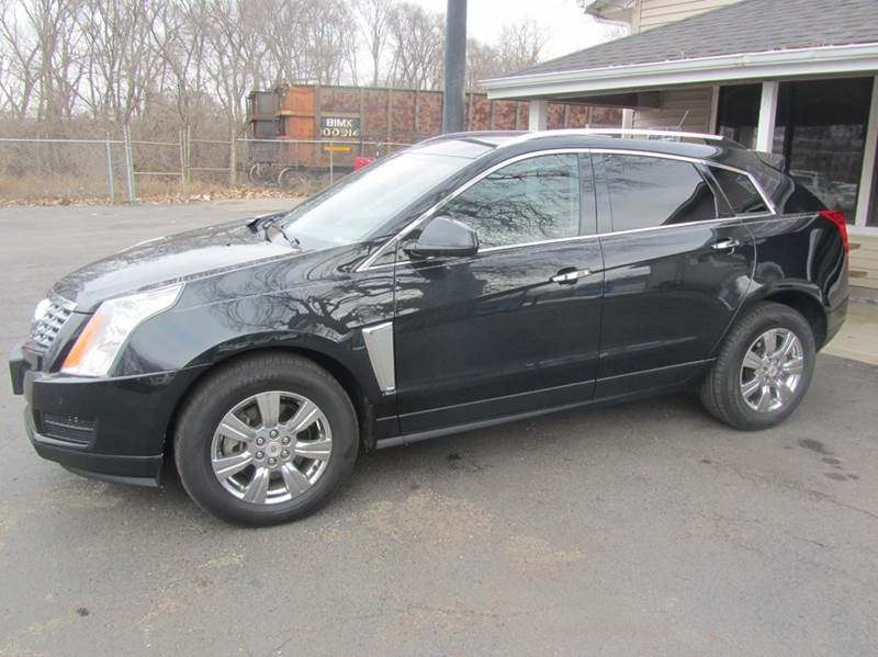 2014 Cadillac SRX for sale at Best Buy Auto Sales of Northern IL in South Beloit IL