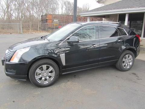 2014 Cadillac SRX for sale at Best Buy Auto Sales in South Beloit IL