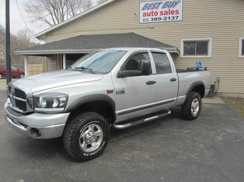 2007 Dodge Ram Pickup 2500 for sale at Best Buy Auto Sales of Northern IL in South Beloit IL