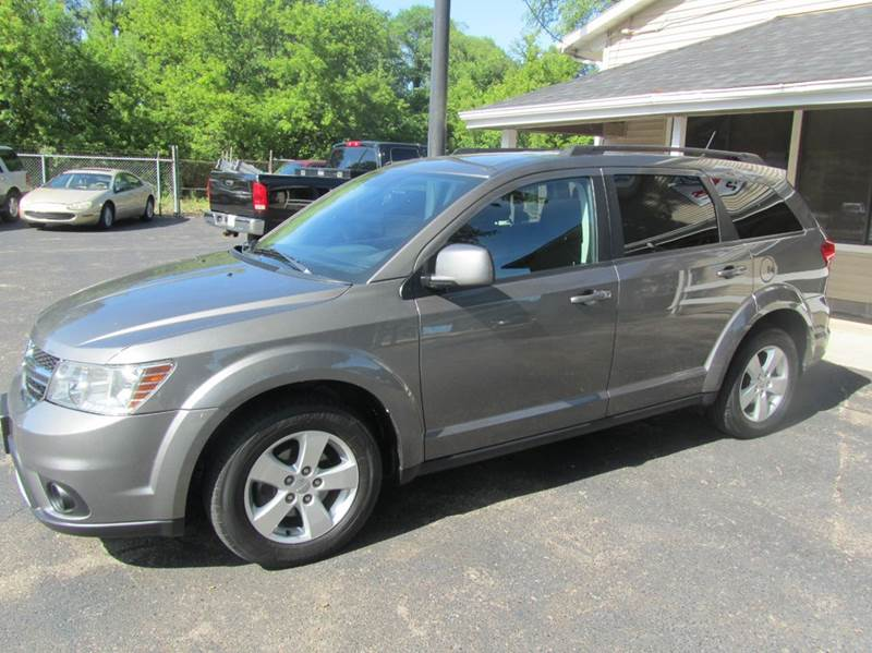 2012 Dodge Journey for sale at Best Buy Auto Sales of Northern IL in South Beloit IL