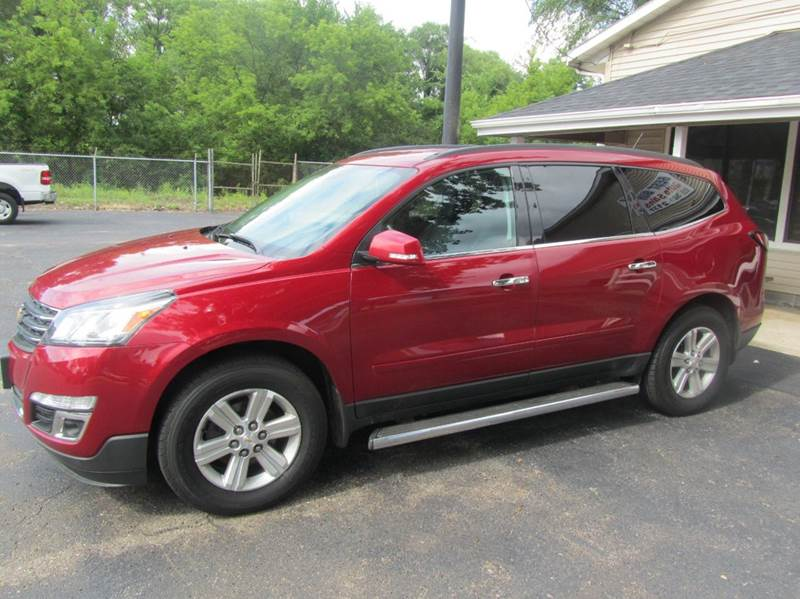 2013 Chevrolet Traverse for sale at Best Buy Auto Sales of Northern IL in South Beloit IL