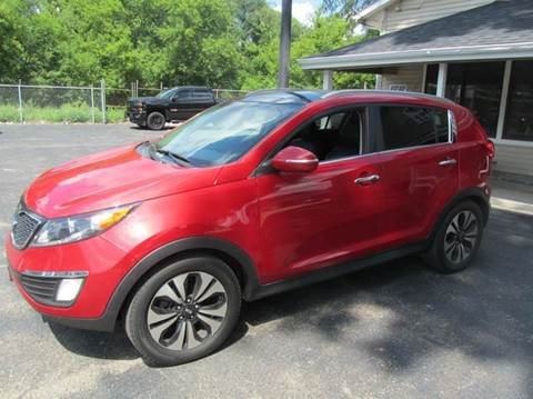 2011 Kia Sportage for sale at Best Buy Auto Sales of Northern IL in South Beloit IL