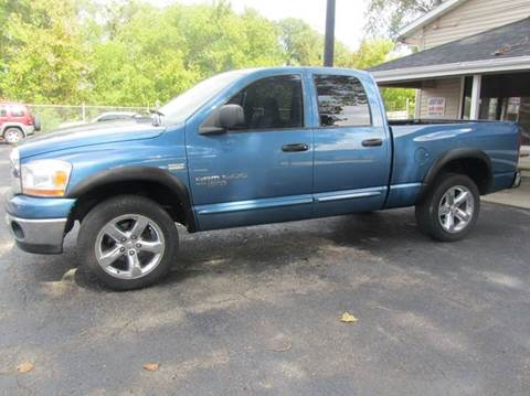 2006 Dodge Ram Pickup 1500 for sale at Best Buy Auto Sales of Northern IL in South Beloit IL