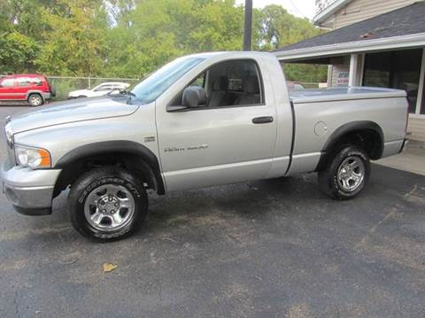 2003 Dodge Ram Pickup 1500 for sale at Best Buy Auto Sales of Northern IL in South Beloit IL