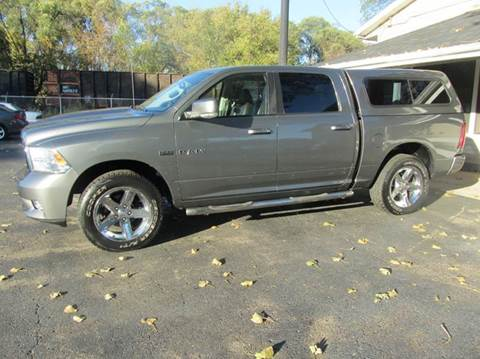 2009 Dodge Ram Pickup 1500 for sale at Best Buy Auto Sales of Northern IL in South Beloit IL