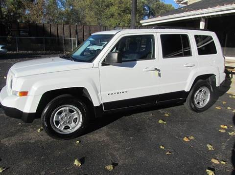 2011 Jeep Patriot for sale at Best Buy Auto Sales in South Beloit IL
