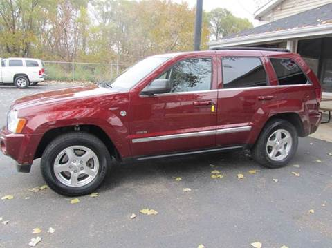 2007 Jeep Grand Cherokee for sale at Best Buy Auto Sales of Northern IL in South Beloit IL