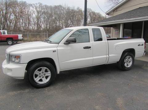 2009 Dodge Dakota for sale at Best Buy Auto Sales of Northern IL in South Beloit IL
