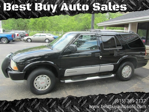 2000 GMC Jimmy for sale in South Beloit, IL