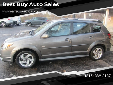 2006 Pontiac Vibe for sale in South Beloit, IL