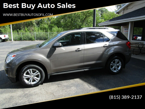 2012 Chevrolet Equinox for sale at Best Buy Auto Sales in South Beloit IL