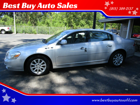 2011 Buick Lucerne for sale at Best Buy Auto Sales in South Beloit IL