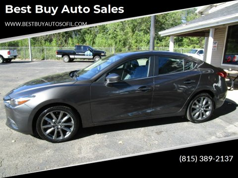 2018 Mazda MAZDA3 for sale at Best Buy Auto Sales in South Beloit IL