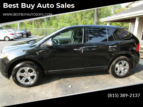 2012 Ford Edge for sale at Best Buy Auto Sales in South Beloit IL