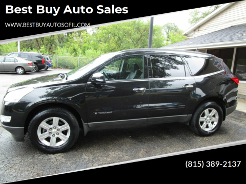 2009 Chevrolet Traverse for sale at Best Buy Auto Sales in South Beloit IL