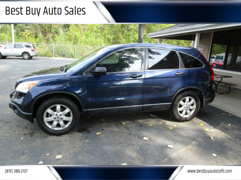 2007 Honda CR-V for sale at Best Buy Auto Sales in South Beloit IL