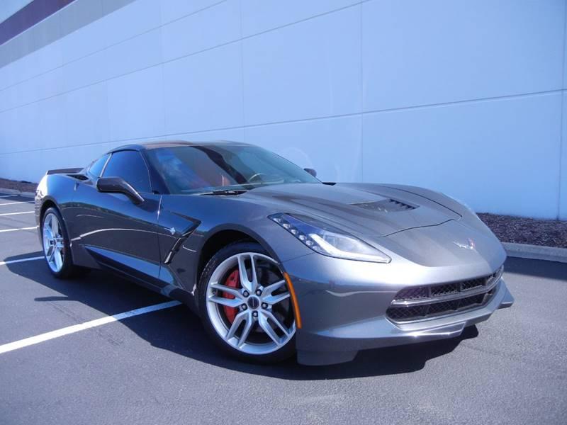 2014 Chevrolet Corvette for sale at Westport Auto in Saint Louis MO