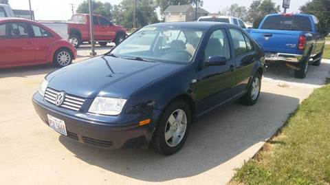 2002 Volkswagen Jetta for sale in Roanoke, IL