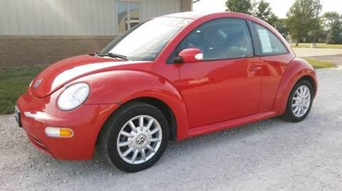 2005 Volkswagen New Beetle for sale in Roanoke, IL