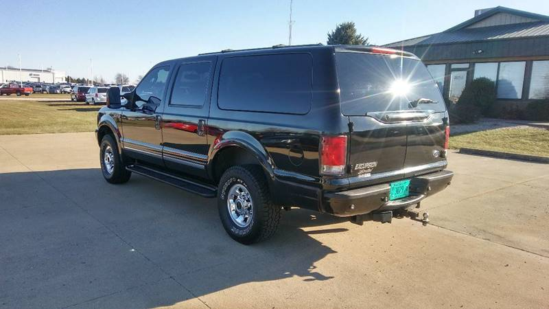 Ford Excursion Limited Wd Dr Suv Roanoke Il