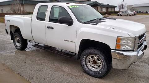 2009 Chevrolet Silverado 2500HD for sale at ARK AUTO LLC in Roanoke IL