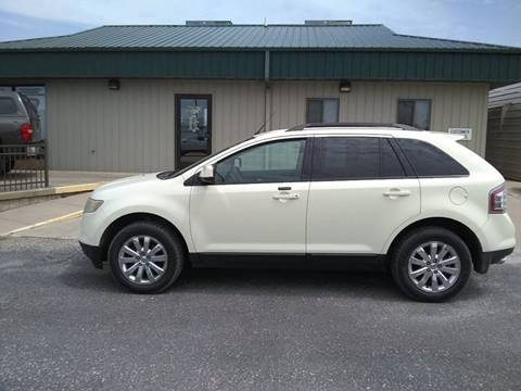 2007 Ford Edge for sale at ARK AUTO LLC in Roanoke IL