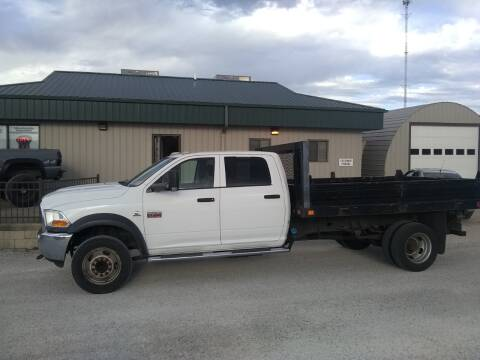 2011 RAM Ram Chassis 4500 for sale at ARK AUTO LLC in Roanoke IL