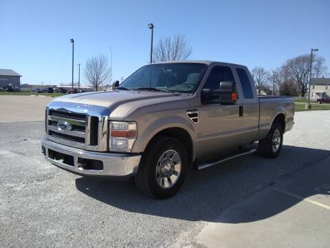 2009 Ford F-250 Super Duty for sale at ARK AUTO LLC in Roanoke IL