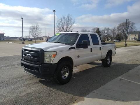 2011 Ford F-250 Super Duty for sale at ARK AUTO LLC in Roanoke IL