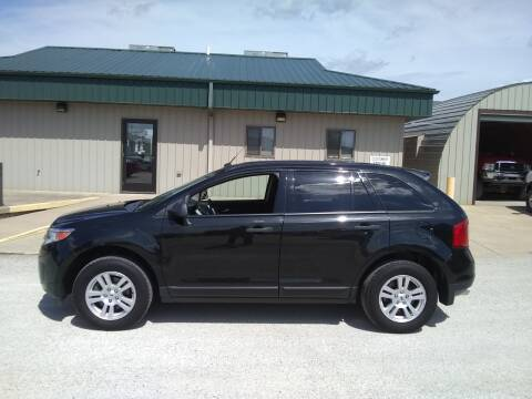 2013 Ford Edge for sale at ARK AUTO LLC in Roanoke IL
