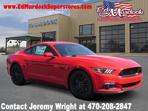 2017 Ford Mustang for sale in Lavonia GA