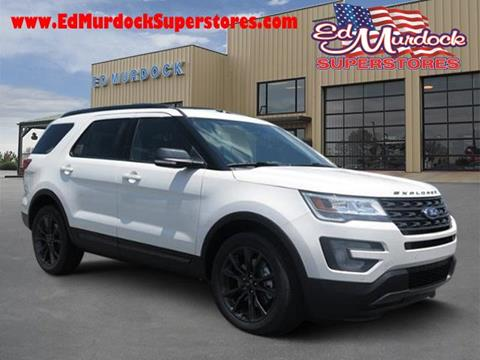 2017 Ford Explorer for sale in Lavonia GA