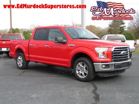 2016 Ford F-150 for sale in Lavonia GA