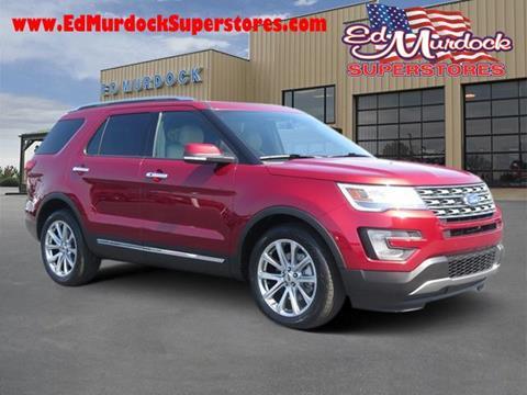 2017 Ford Explorer for sale in Lavonia GA