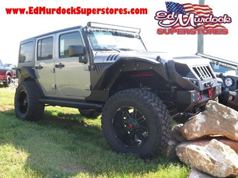 2017 Jeep Wrangler Unlimited for sale in Lavonia GA