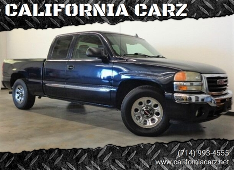 2006 GMC Sierra 1500 for sale in Santa Ana, CA