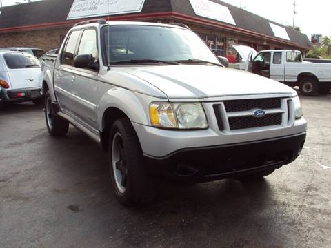 2002 Ford Explorer Sport Trac for sale in Milwaukee, WI
