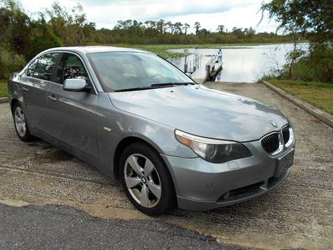 2007 BMW 5 Series for sale in Orlando, FL