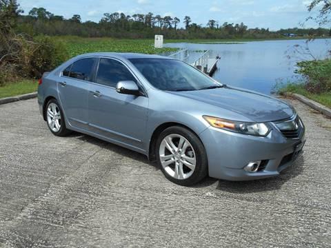 2012 Acura TSX for sale in Orlando, FL