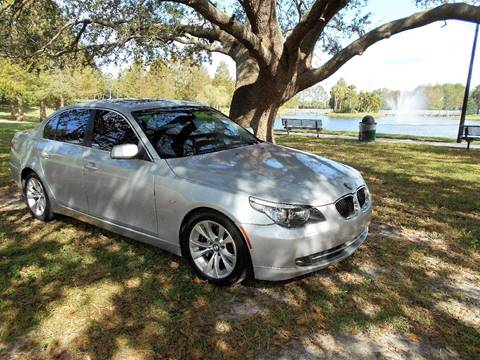 2009 BMW 5 Series for sale in Orlando, FL