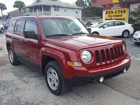 2012 Jeep Patriot for sale in Orlando, FL